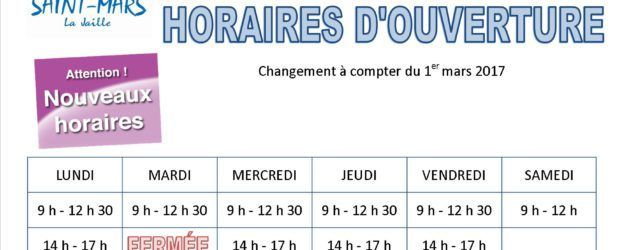 horaires-mairie